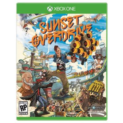 Hra Microsoft Sunset Overdrive pro Xbox One