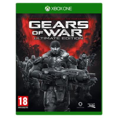 Hra Microsoft Gears of War Ultimate Edition