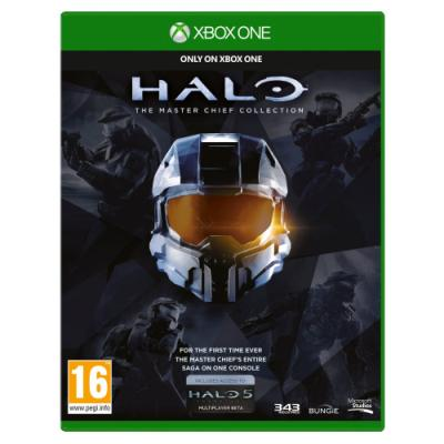 Hra Microsoft Halo: The Master Chief Collection