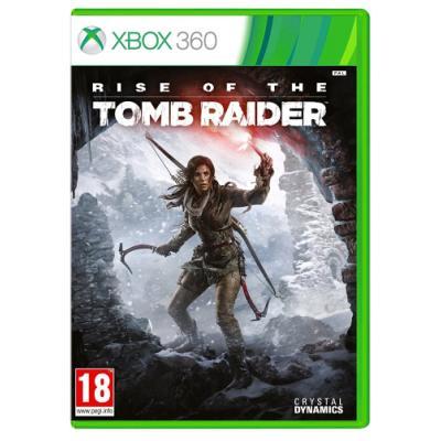 Hra Microsoft Rise of the Tomb Raider pro Xbox 360