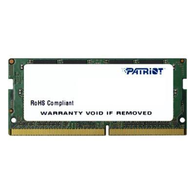 Operační paměť Patriot Signature DDR4 4GB 2400MHz