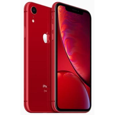 Mobilní telefon Apple iPhone XR 128GB červený
