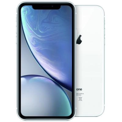 Mobilní telefon Apple iPhone XR 128GB bílý