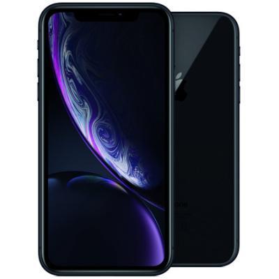 Mobilní telefon Apple iPhone XR 64GB černý