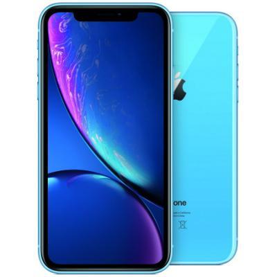 Mobilní telefon Apple iPhone XR 128GB modrý