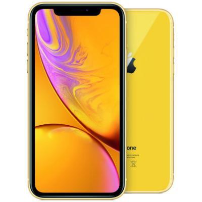 Mobilní telefon Apple iPhone XR 64GB žlutý