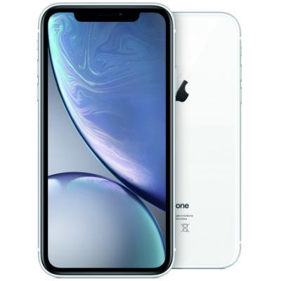 Mobilní telefon Apple iPhone XR 64GB bílý