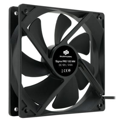 Ventilátor SilentiumPC Sigma Pro 120