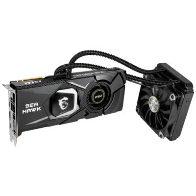 Grafická karta MSI GeForce RTX 2080 Ti SEA HAWK X