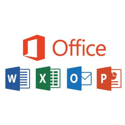 Software MS Office pro podnikatele 2019 4x + dárek
