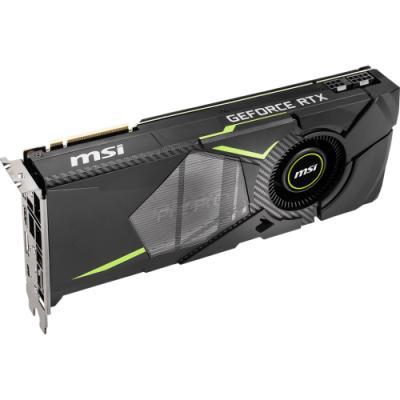 Grafická karta MSI GeForce RTX 2080 AERO 8G