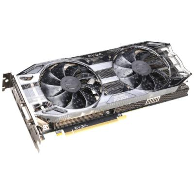 Grafická karta EVGA GeForce RTX 2070 Black GAMING