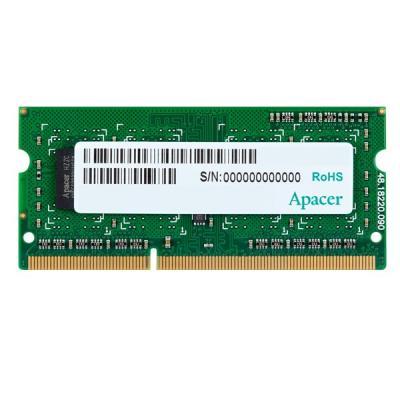 Operační paměť Apacer DDR3 4GB 1600MHz