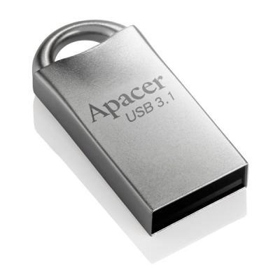 Flashdisk Apacer AH158 16GB stříbrný