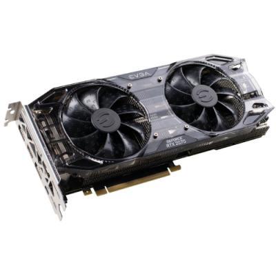 Grafická karta EVGA GeForce RTX 2070 XC Black