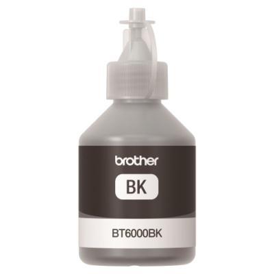 Inkoustová náplň Brother BT6000BK černá