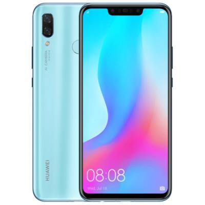 Mobilní telefon Huawei Nova 3 modrý