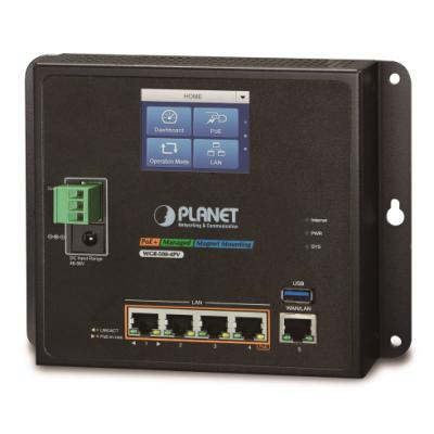 Router PLANET WGR-500-4PV
