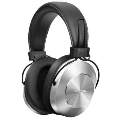 Headset Pioneer SE-MS7BT-S stříbrný
