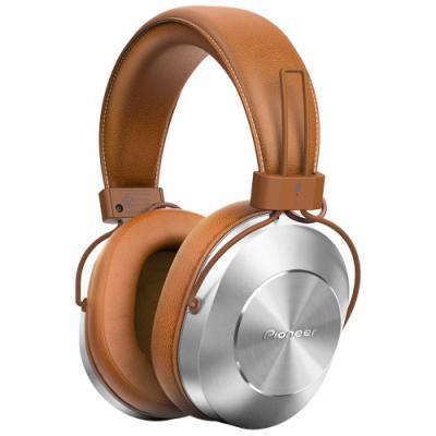 Headset Pioneer SE-MS7BT-T hnědý