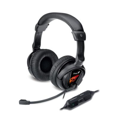 Headset Genius HS-G500V Gaming