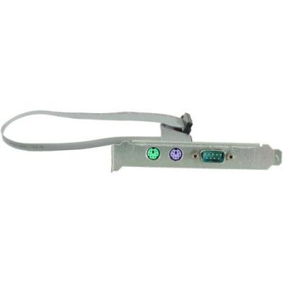 Bracket Dell COM/PS2 do PCI slotu