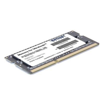 Operační paměť Patriot 4 GB DDR3 1600 MHz SO-DIMM