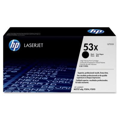 Toner HP 53X (Q7553X) černý