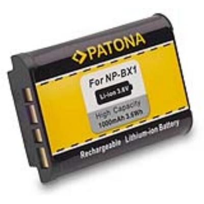 Baterie PATONA kompatibilní s Sony NP-BX1
