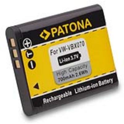 Baterie PATONA kompatibilní s Pentax D-Li88