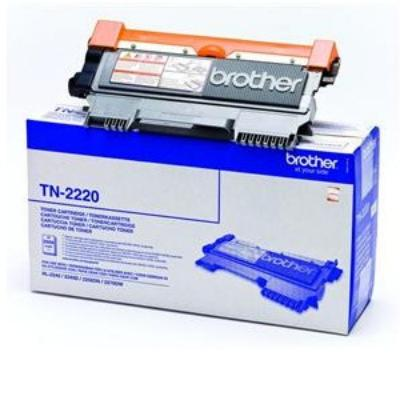 Toner Brother TN-2220 černý