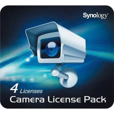 Licence Synology pro kameru IPC4
