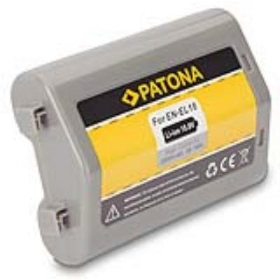 Baterie PATONA kompatibilní s Nikon EN-EL18