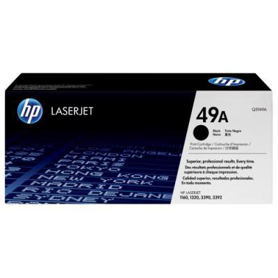 Toner HP 49A (Q5949A) černý
