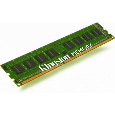 Operační paměť Kingston 4GB DDR3 1600MHz