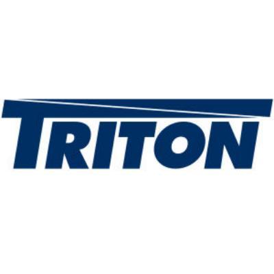 Dveře Triton 6U plechové