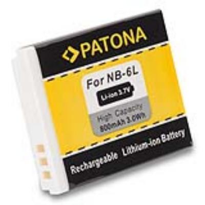 Baterie PATONA kompatibilní s Canon NB-6L