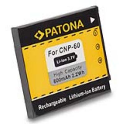 Baterie PATONA kompatibilní s Casio NP-60