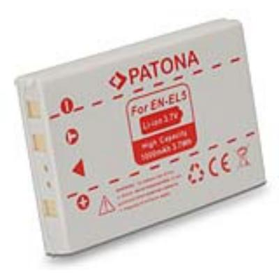 Baterie PATONA kompatibilní s Nikon EN-EL5
