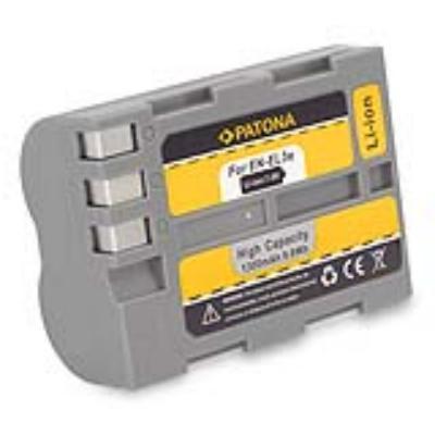Baterie PATONA kompatibilní s Nikon EN-EL3E