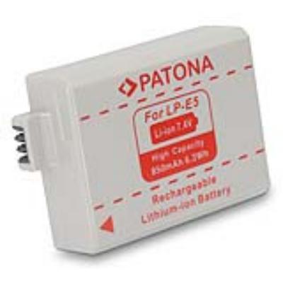 Baterie PATONA kompatibilní s Canon LP-E5