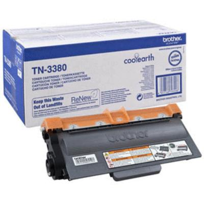 Toner Brother TN-3380 černý