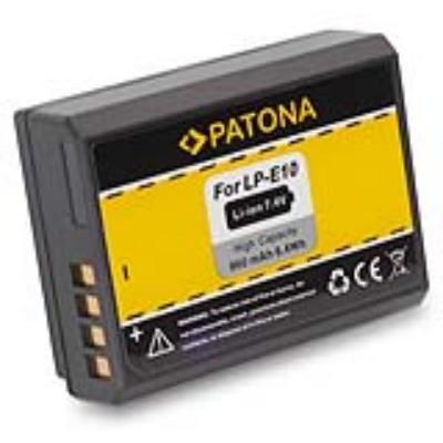 Baterie PATONA kompatibilní s Canon LP-E10
