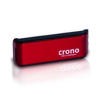 Čtečka paměťových karet Crono CR709R