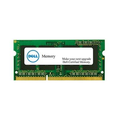 Operační paměť Dell 4 GB 1600 MHz SO-DIMM