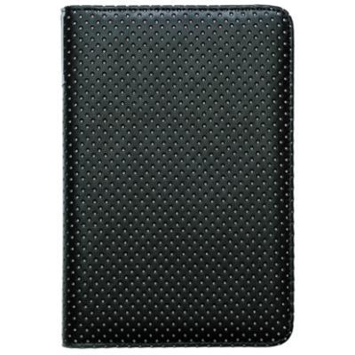 Pouzdro PocketBook pro 614 černé - šedé tečky