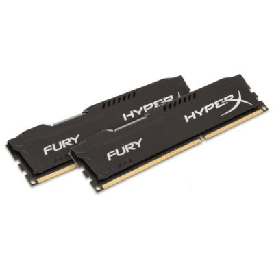 Operační paměť Kingston HyperX FURY Black 8 GB