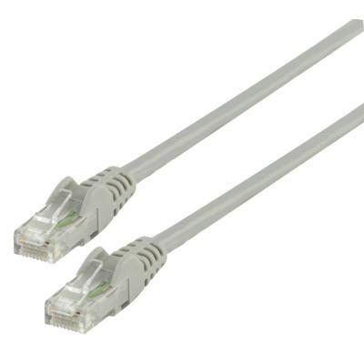 Patch kabel Valueline UTP cat.6 2 m šedý