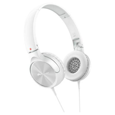 Sluchátka Pioneer SE-MJ522-W