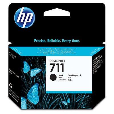 Inkoustová náplň HP 711 (CZ133A) černá